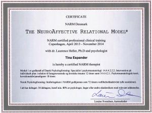 NARM-certifikat